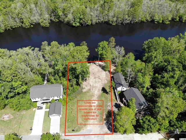 Lot 4 Meredith Ct., Myrtle Beach, SC 29588 (MLS #2009560) :: The Litchfield Company