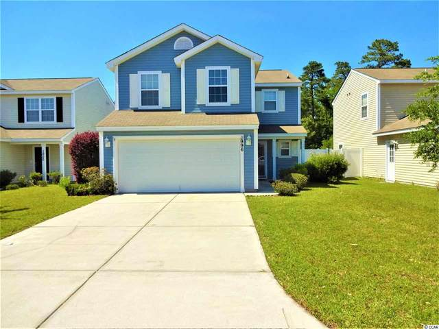 996 Silver Crest Dr., Myrtle Beach, SC 29579 (MLS #2009649) :: Jerry Pinkas Real Estate Experts, Inc
