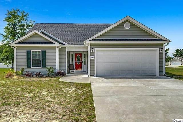 347 Floyd Page Rd., Galivants Ferry, SC 29544 (MLS #2009680) :: The Greg Sisson Team with RE/MAX First Choice