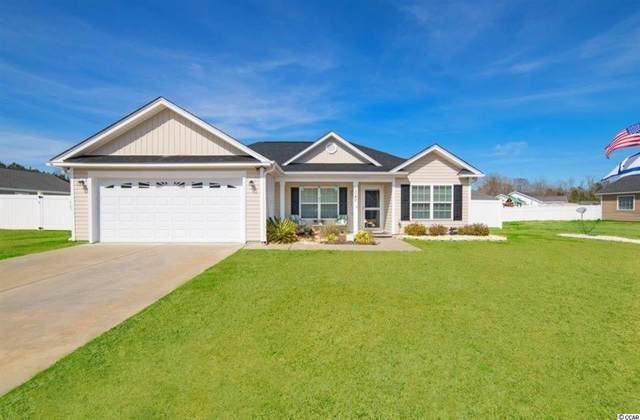1040 Macala Dr., Conway, SC 29527 (MLS #2009681) :: The Hoffman Group