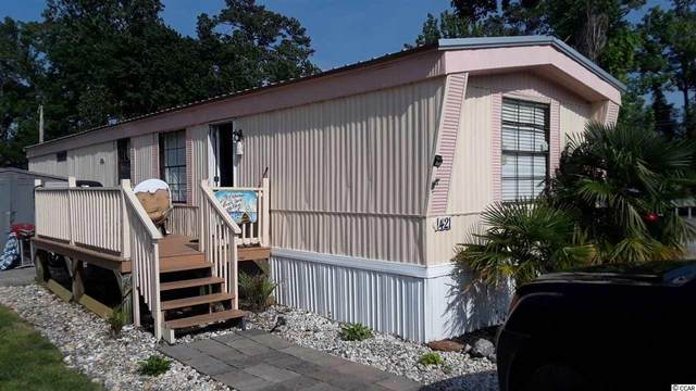 1421 Circle Dr., North Myrtle Beach, SC 29582 (MLS #2009696) :: The Lachicotte Company