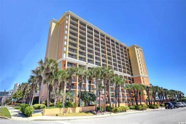 6900 N Ocean Blvd. #201, Myrtle Beach, SC 29577 (MLS #2009759) :: The Greg Sisson Team with RE/MAX First Choice