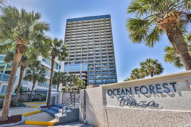 5523 N Ocean Blvd. #1610, Myrtle Beach, SC 29577 (MLS #2009776) :: The Greg Sisson Team with RE/MAX First Choice