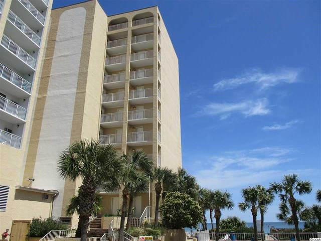 1207 S Ocean Blvd. #20908, Myrtle Beach, SC 29577 (MLS #2009795) :: The Greg Sisson Team with RE/MAX First Choice