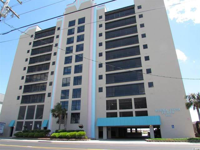 4000 N Ocean Blvd. #1103, North Myrtle Beach, SC 29582 (MLS #2009803) :: James W. Smith Real Estate Co.