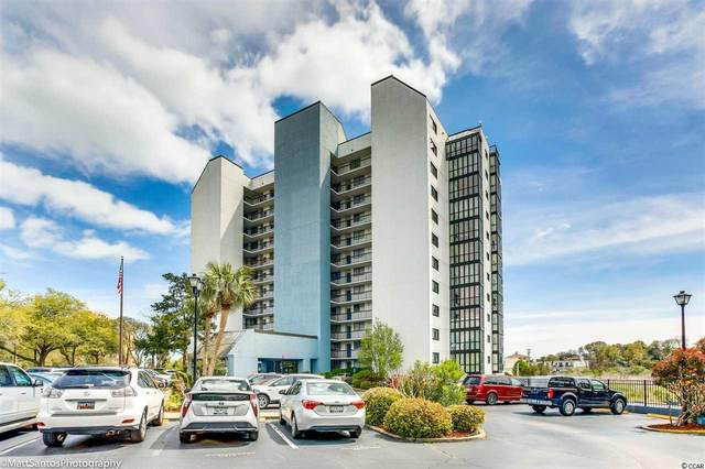 311 69th Ave. N #905, Myrtle Beach, SC 29572 (MLS #2009813) :: James W. Smith Real Estate Co.