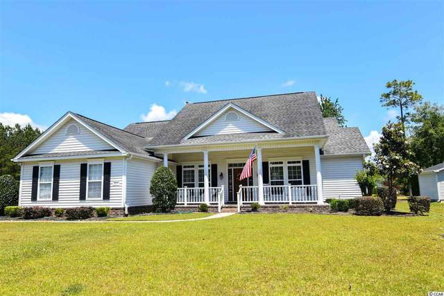 215 Laurel Bay Dr., Murrells Inlet, SC 29576 (MLS #2009816) :: James W. Smith Real Estate Co.
