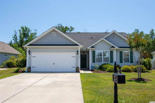 161 Downenbury Dr., Myrtle Beach, SC 29588 (MLS #2009847) :: Coastal Tides Realty
