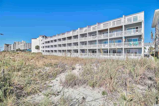 4515 S Ocean Blvd. #208, North Myrtle Beach, SC 29582 (MLS #2009856) :: The Greg Sisson Team with RE/MAX First Choice