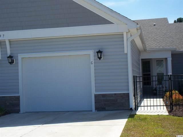 797 Salerno Circle C, Myrtle Beach, SC 29579 (MLS #2009885) :: James W. Smith Real Estate Co.