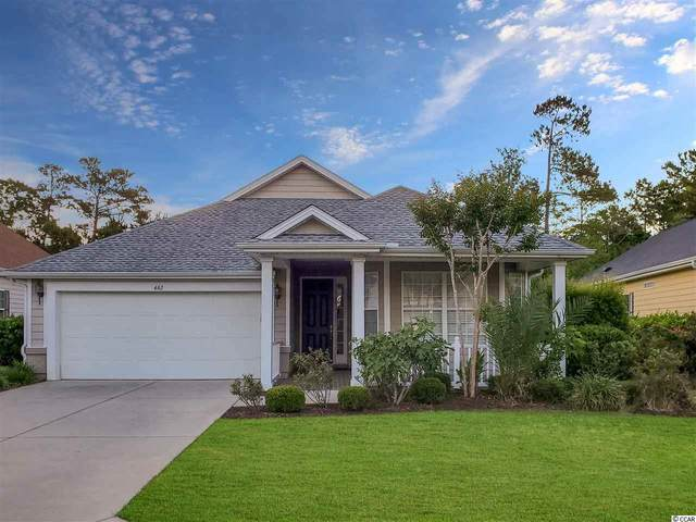 462 Grand Cypress Way, Murrells Inlet, SC 29576 (MLS #2009929) :: The Greg Sisson Team with RE/MAX First Choice