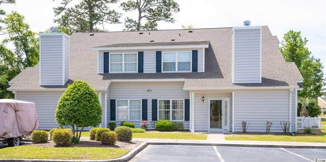 503 20th Ave. N 60B, North Myrtle Beach, SC 29582 (MLS #2009933) :: James W. Smith Real Estate Co.