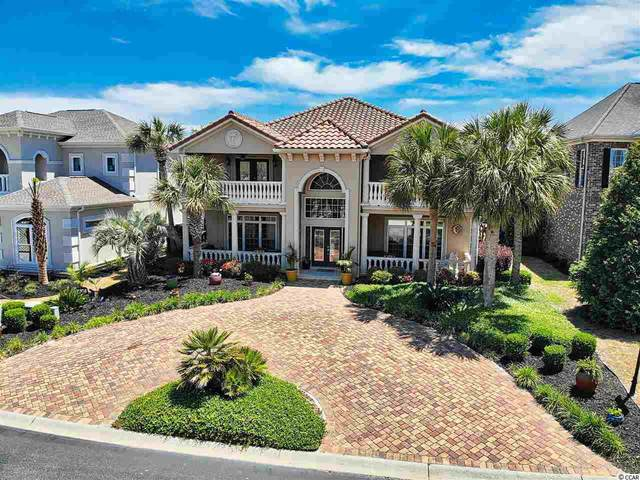 885 Bluffview Dr., Myrtle Beach, SC 29579 (MLS #2009939) :: Jerry Pinkas Real Estate Experts, Inc