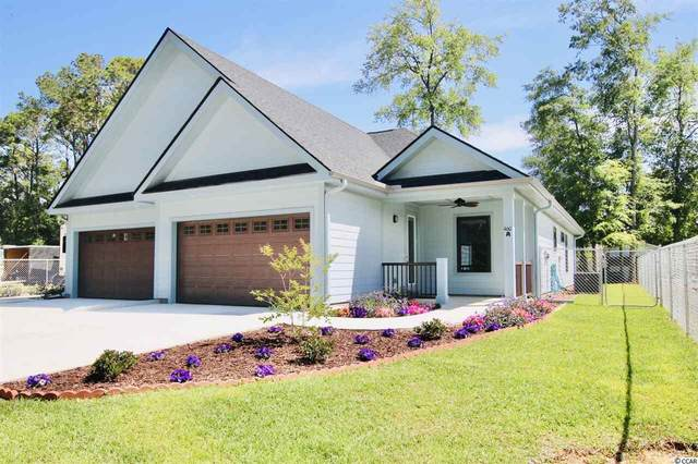 460 Boundary Ave., Murrells Inlet, SC 29576 (MLS #2009988) :: The Litchfield Company