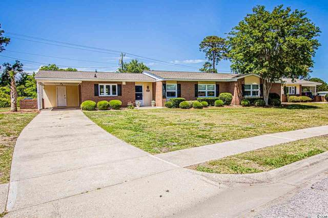 541 Mockingbird Ave. #541, Myrtle Beach, SC 29577 (MLS #2009996) :: The Greg Sisson Team with RE/MAX First Choice