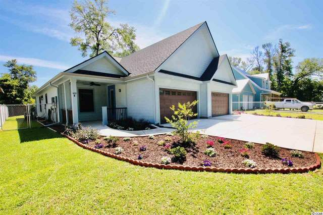 460 Boundary Ave., Murrells Inlet, SC 29576 (MLS #2010000) :: The Litchfield Company