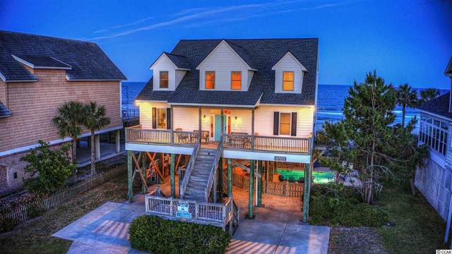 4703 S Ocean Blvd., Surfside Beach, SC 29575 (MLS #2010031) :: Hawkeye Realty