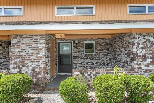 1851 Fairway Ridge Dr. 7C, Surfside Beach, SC 29575 (MLS #2010052) :: James W. Smith Real Estate Co.