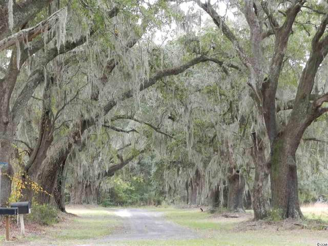1939 Mauricena Rd., Georgetown, SC 29440 (MLS #2010066) :: The Lachicotte Company