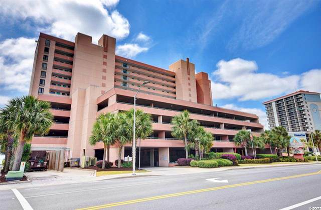 2207 S Ocean Blvd. #721, Myrtle Beach, SC 29577 (MLS #2010072) :: The Greg Sisson Team with RE/MAX First Choice