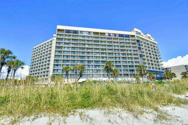 205 74th Ave. N #1603, Myrtle Beach, SC 29572 (MLS #2010088) :: James W. Smith Real Estate Co.