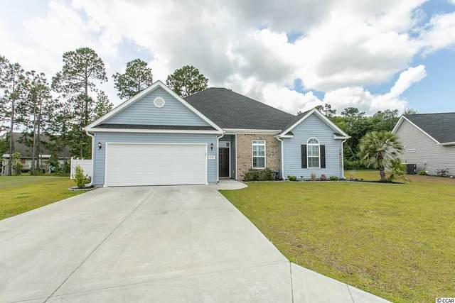 252 Turning Pines Loop, Myrtle Beach, SC 29579 (MLS #2010092) :: Welcome Home Realty