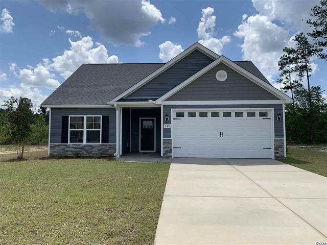 349 Shallow Cove Dr., Conway, SC 29527 (MLS #2010095) :: The Lachicotte Company