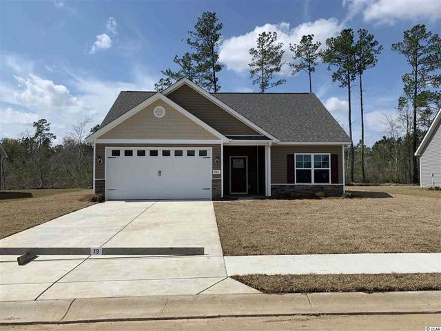 332 Shallow Cove Dr., Conway, SC 29527 (MLS #2010103) :: The Lachicotte Company