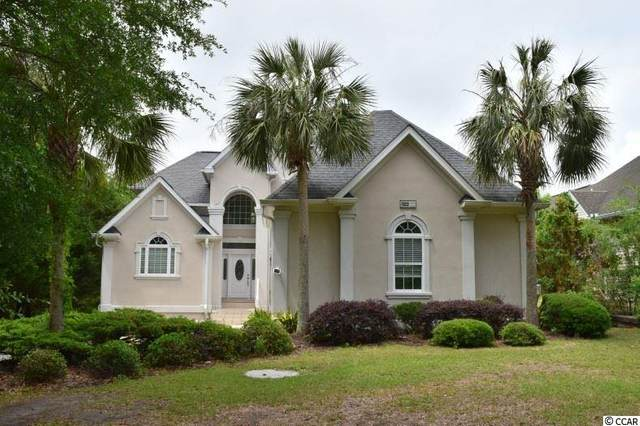 522 Medcalf Dr. Sw, Sunset Beach, NC 28468 (MLS #2010123) :: The Lachicotte Company