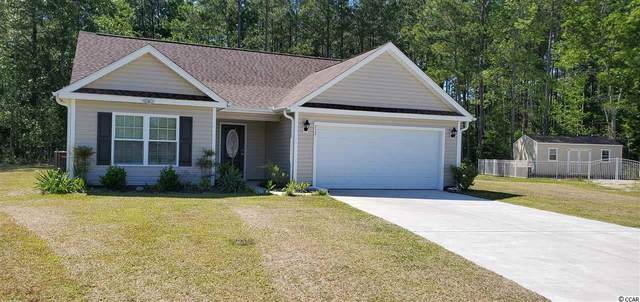 252 Timber Run Dr., Georgetown, SC 29440 (MLS #2010137) :: The Litchfield Company