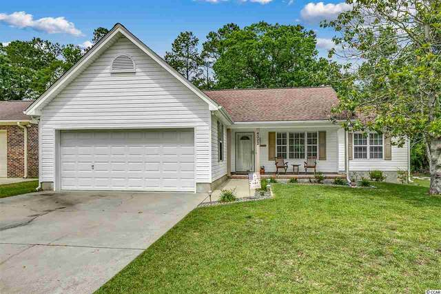 4322 Bradford Circle, Myrtle Beach, SC 29588 (MLS #2010148) :: The Litchfield Company