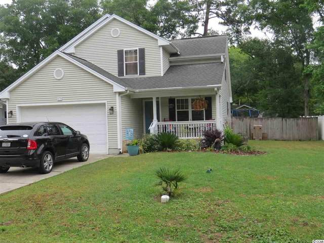 518 8th Ave. S, Surfside Beach, SC 29575 (MLS #2010151) :: The Litchfield Company
