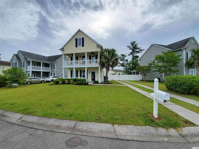496 Emerson Dr., Myrtle Beach, SC 29579 (MLS #2010173) :: Right Find Homes