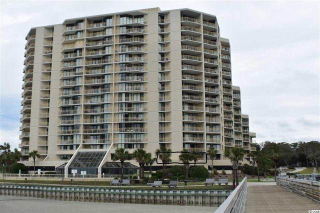 101 Ocean Creek Dr. Ff-1, Myrtle Beach, SC 29572 (MLS #2010176) :: Grand Strand Homes & Land Realty