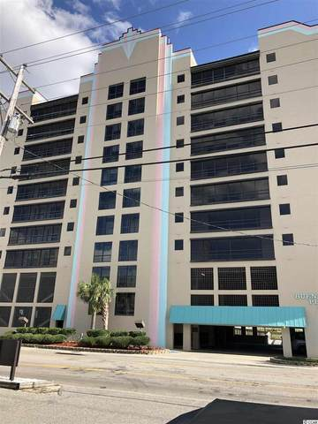 4000 N Ocean Blvd. #607, North Myrtle Beach, SC 29582 (MLS #2010190) :: James W. Smith Real Estate Co.
