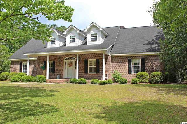 387 Robin Dr., Georgetown, SC 29440 (MLS #2010223) :: The Lachicotte Company