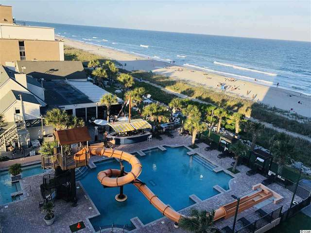 3000 N Ocean Blvd. #601, Myrtle Beach, SC 29577 (MLS #2010228) :: Grand Strand Homes & Land Realty