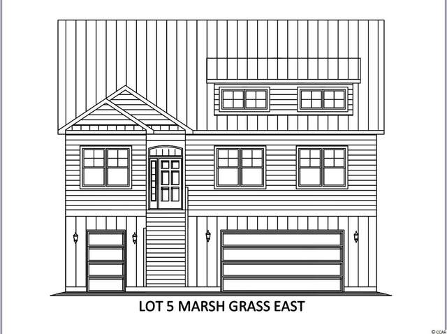 24 Marsh Grass Way, Pawleys Island, SC 29585 (MLS #2010274) :: Jerry Pinkas Real Estate Experts, Inc