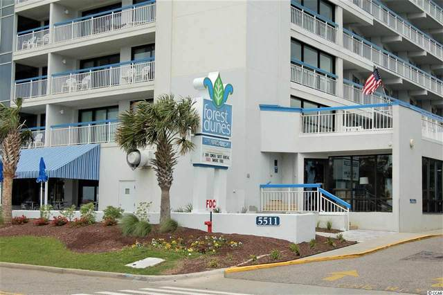 5511 N Ocean Blvd. N #310, Myrtle Beach, SC 29577 (MLS #2010308) :: Garden City Realty, Inc.