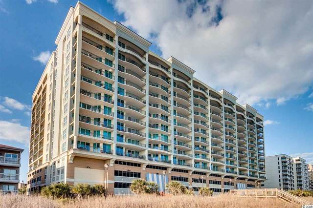 603 S Ocean Blvd. #516, North Myrtle Beach, SC 29582 (MLS #2010310) :: The Litchfield Company