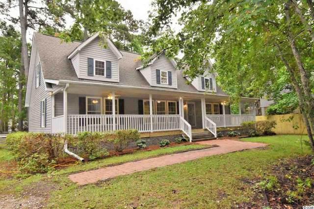 130 Massick Ln., Pawleys Island, SC 29585 (MLS #2010312) :: James W. Smith Real Estate Co.