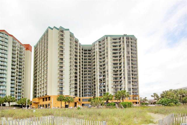 2710 N Ocean Blvd. N #402, Myrtle Beach, SC 29577 (MLS #2010315) :: Welcome Home Realty