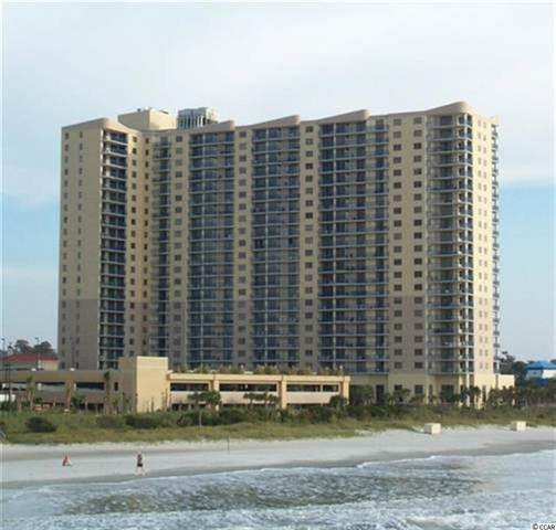 8560 Queensway Blvd. #705, Myrtle Beach, SC 29572 (MLS #2010322) :: James W. Smith Real Estate Co.