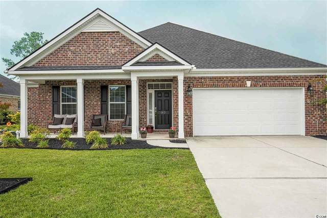 163 East Covington Dr., Myrtle Beach, SC 29579 (MLS #2010341) :: Right Find Homes