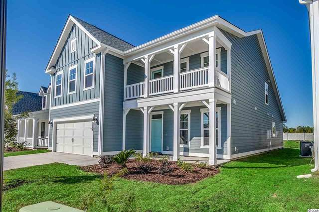 832 Gammon Dr., Myrtle Beach, SC 29579 (MLS #2010360) :: James W. Smith Real Estate Co.