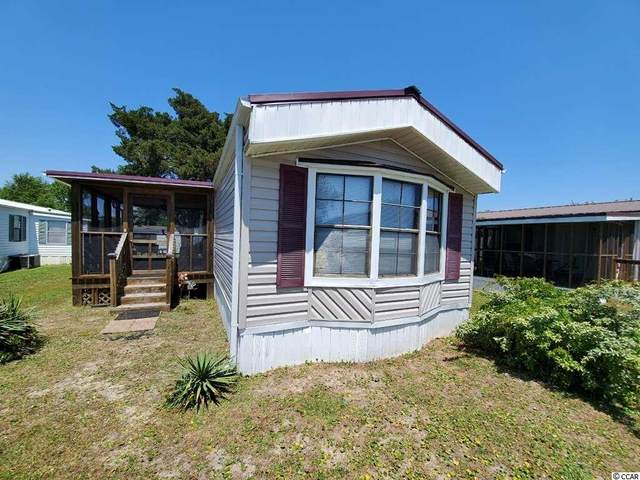 1520 Festival Ave., North Myrtle Beach, SC 29582 (MLS #2010371) :: The Greg Sisson Team with RE/MAX First Choice