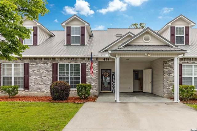 478 Colonial Trace Dr. 11-C, Longs, SC 29568 (MLS #2010399) :: Jerry Pinkas Real Estate Experts, Inc
