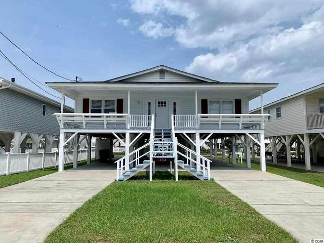 332 57th Ave. N, North Myrtle Beach, SC 29582 (MLS #2010403) :: The Lachicotte Company