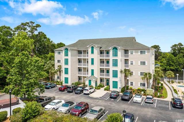 1100 Commons Blvd. #1015, Myrtle Beach, SC 29572 (MLS #2010438) :: Right Find Homes
