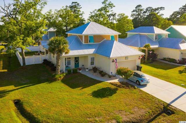 474 Minnow Dr., Pawleys Island, SC 29585 (MLS #2010496) :: The Lachicotte Company